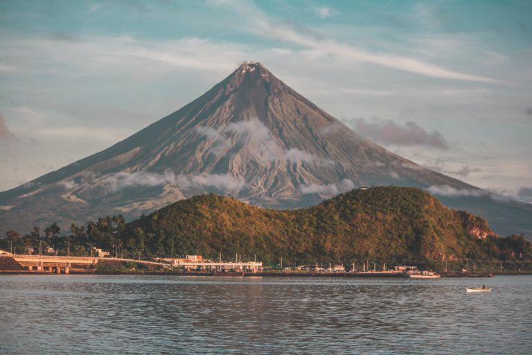 Legazpi, Bicol & Mayon Volcano